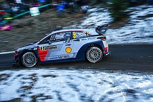 WRC Dagverslag WRC Monte Carlo: Neuville behoudt leiding, Ogier vecht terug