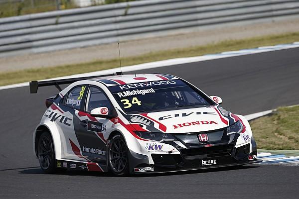 Honda объявила состав пилотов в WTCC