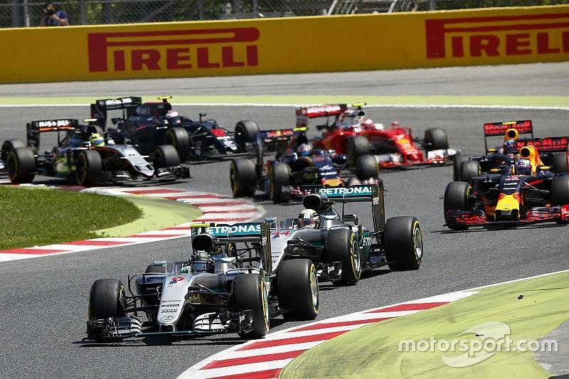 Pirelli teme que nova F1 transforme corridas em procissões