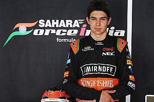 Fórmula 1 Noticias A Force India no le preocupa que Mercedes reclame a Ocon