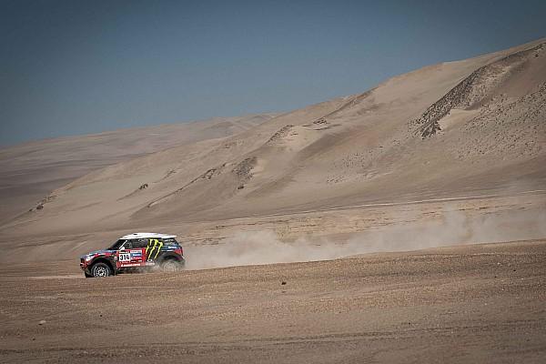 Дакар Новость В Перу захотели принять «Дакар»-2018