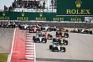 Novo diretor comercial da F1 traça plano em quatro áreas