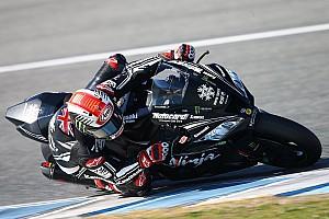 World Superbike Laporan tes Tes Pramusim Jerez: Rea tercepat, Savadori impresif