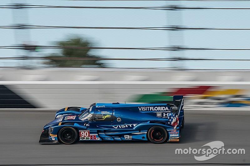 """Van der Zande in 24 uur van Daytona: """"Oplossing vinden voor lage topsnelheid"""""""