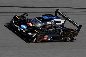 IMSA Trainingsbericht 24h Daytona: Cadillac von Wayne Taylor Racing führt Abschlusstraining an