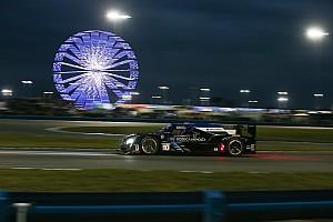 IMSA Résumé de course Mi-course - La Cadillac WTR et Porsche mènent la danse à Daytona
