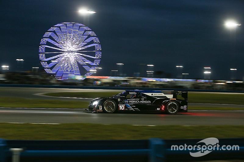 Mi-course - La Cadillac WTR et Porsche mènent la danse à Daytona