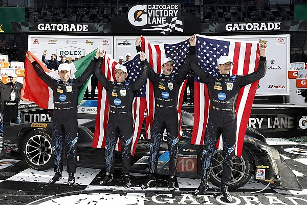 Daytona-Sieger Taylor, Taylor, Angelelli, Gordon: