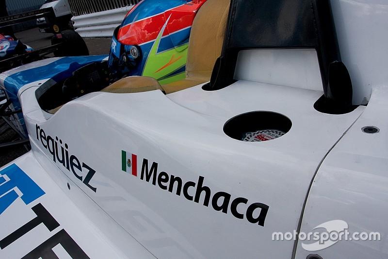 Menchaca completeert volledig Mexicaanse line-up Fortec in F3.5