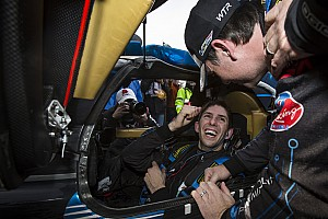 """IMSA Nieuws Taylor na controversiële winst op Daytona: """"Ik zag een gaatje en ging ervoor"""""""
