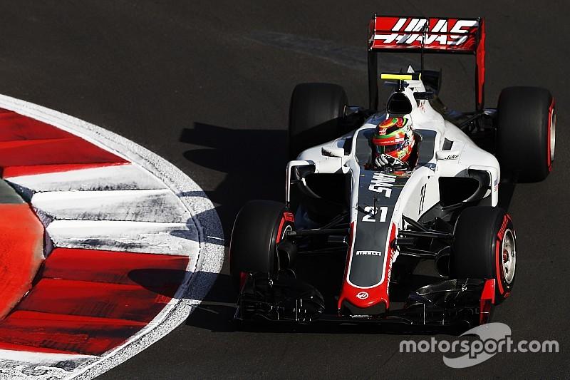 Gutiérrez plaide l'excès de confiance chez Haas