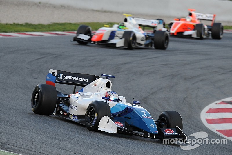 Оруджев остался в Формуле V8 3.5 на третий сезон