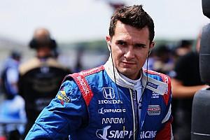 IndyCar Новость Алешин сохранил место в IndyCar