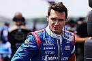 Алешин сохранил место в IndyCar