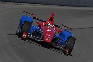 IndyCar 速報ニュース 【インディカー】アレシン、今季もシュミット・ピーターソンから参戦