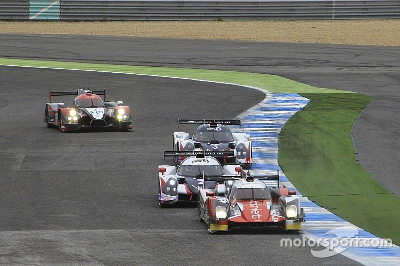 Guillermo Rojas repetirá en European Le Mans Series