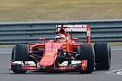 Photos - Giovinazzi et Räikkönen en piste avec Ferrari