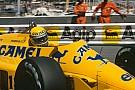 Special: Ayrton Senna en de laatste F1-zeges voor Lotus