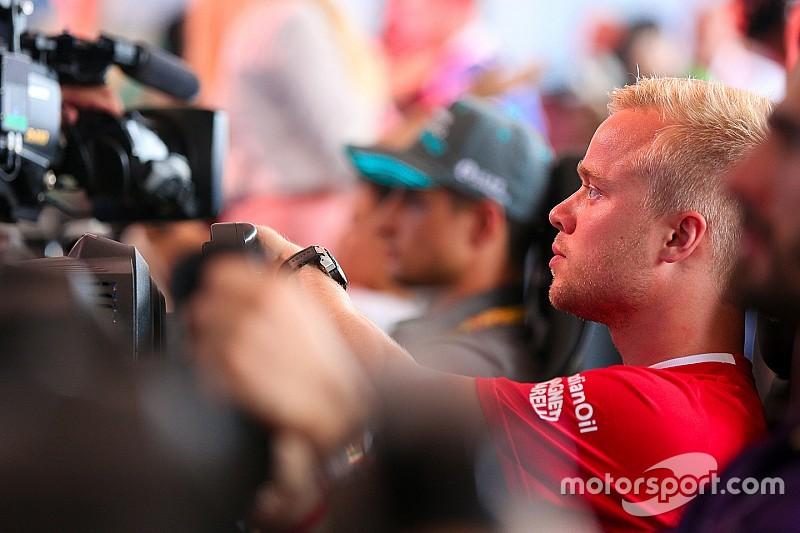 Розенквист назвал реальной победу в Формуле Е