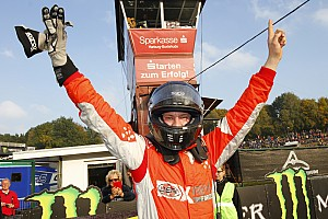WK Rallycross Nieuws Eriksson teamgenoot van Scheider bij MJP Racing Team Austria