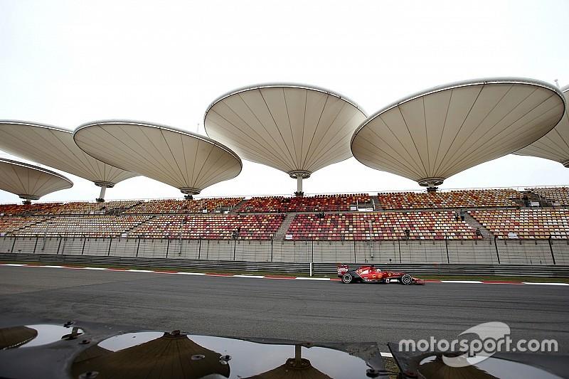 Shanghai will die Formel 1 in China halten