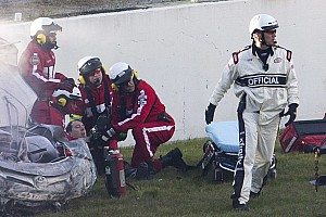 NASCAR Cup Breaking news NASCAR to have traveling safety team in 2017