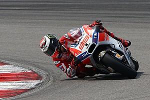 MotoGP 速報ニュース 【MotoGP】ドゥカティ「チーム一丸となってロレンソを支援する」