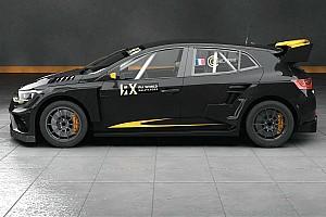 Rallycross-WM News Renault steigt mit Prodrive in die Rallycross-WM ein