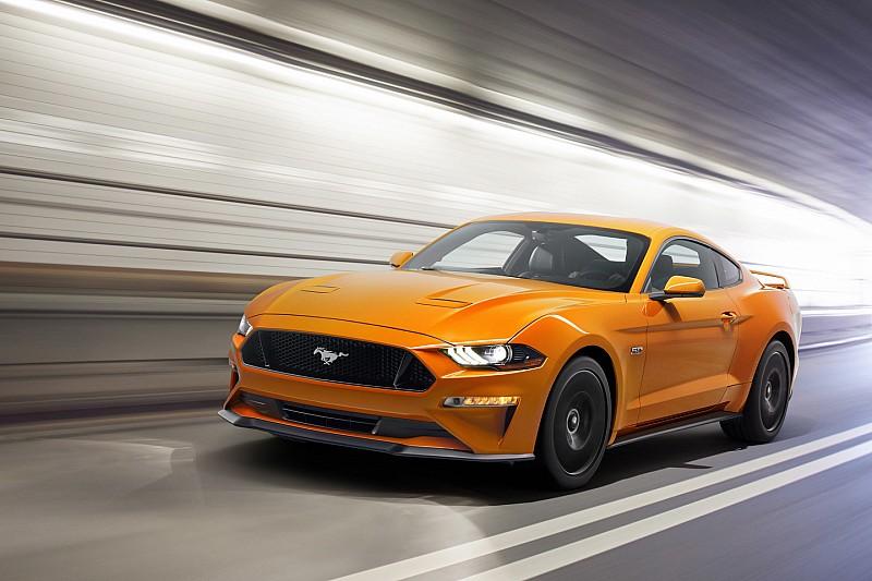 Djr Team Penske Ford Backing Key To Mustang Supercars Programme