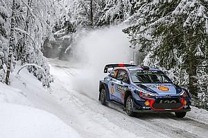 WRC Noticias de última hora Neuville no se confía a pesar de su ventaja