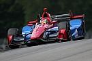 IndyCar Алешин оказался последним на тестах в Финиксе