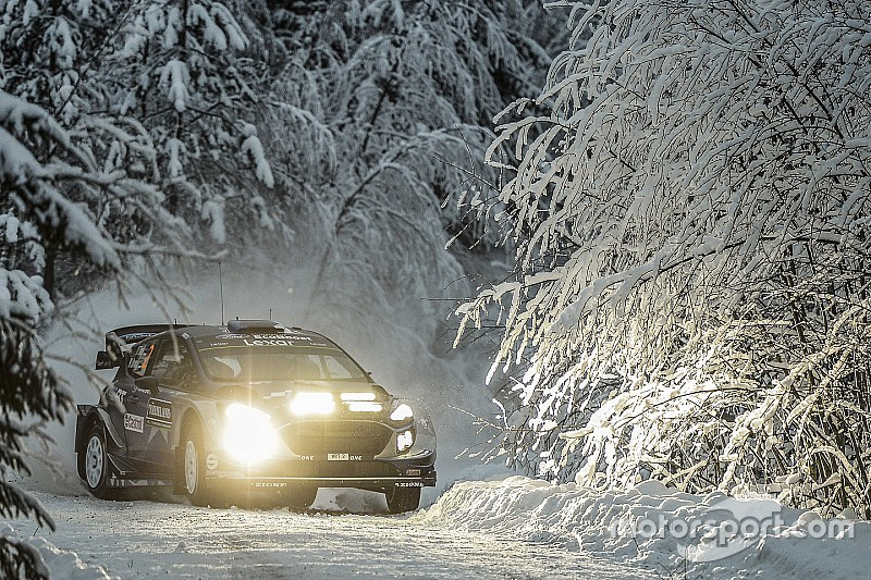 Ралі Швеція: Ford напосідає на Латвалу