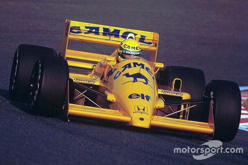 Se revelan los detalles del contrato de Ayrton Senna con Lotus
