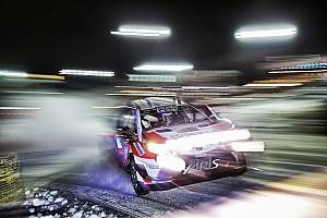 WRC Etap raporu İsveç WRC: Neuville kaza yaptı, Latvala liderliğe yükseldi