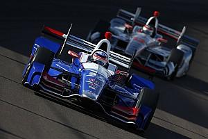 IndyCar テストレポート 【インディカーテスト】琢磨クラッシュも5番手。ハンターレイトップ