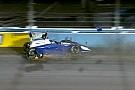Четверо гонщиков разбили машины на тестах IndyCar в Финиксе