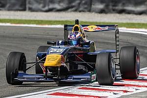Formulewagens: overig Nieuws Richard Verschoor komt net tekort: