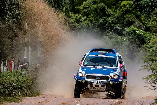 "Dakar Entrevista Xevi Pons: ""Este año tenemos que hacer más Cross Country"""