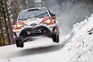 WRC Son dakika İsveç WRC: Latvala, Toyota'ya ilk zaferini getirdi!