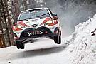 WRC İsveç WRC: Latvala, Toyota'ya ilk zaferini getirdi!