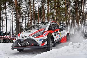 WRC Результати Ралі Швеція: положення в особистому заліку