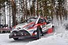WRC Ралі Швеція: положення в особистому заліку