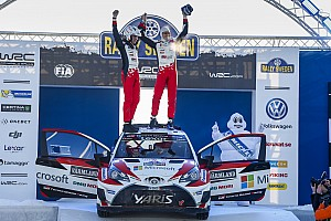 WRC Réactions Latvala -