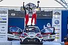 WRC Latvala -