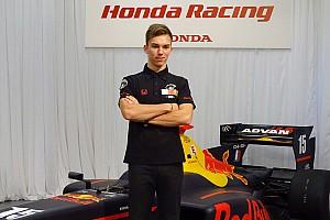 Super Formula News Mugen bestätigt Pierre Gasly für die Super-Formula-Saison 2017