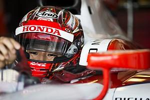 """FIA F2 速報ニュース 【GP2】""""勝負の年""""松下「力強いレース運びでチャンピオン争いを」"""