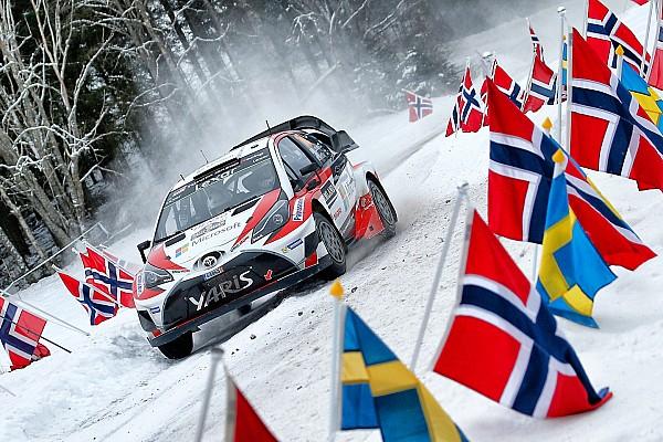 Зимняя сказка: герои и антигерои Ралли Швеция