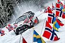 WRC Зимняя сказка: герои и антигерои Ралли Швеция