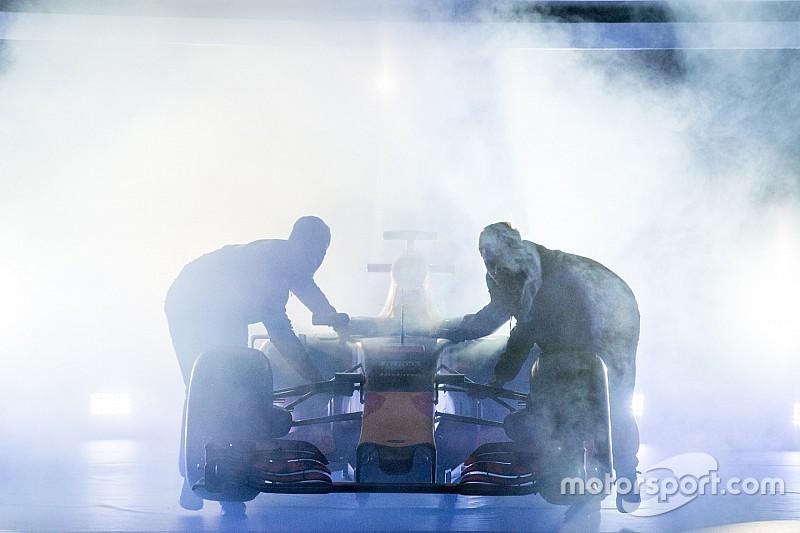 Red Bull annonce le jour de présentation de sa F1 2017