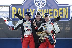 WRC Ultime notizie Makinen festeggia e rilancia: